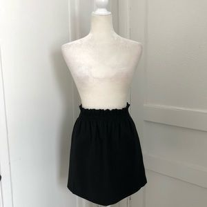 J. Crew Skirts - J. Crew Wool Bell Skirt in Black